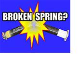 Broken Spring?