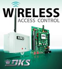 Wireless Access Control DoorKing
