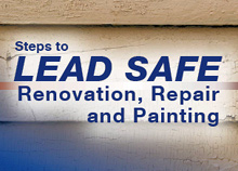 Lead Safe Renovation