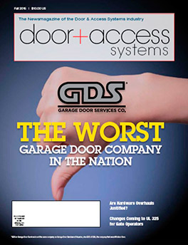 Incroyable The Worst Garage Door Company In America