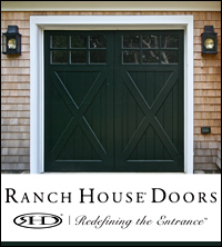 Ranch House Door