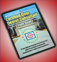 Certified Door Dealre Consultant