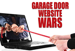 Garage Door Website Wars